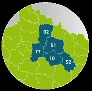 Регион Шампань