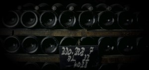 Вертикальное или горизонтальное положение бутылки